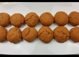 yt 239716 PEANUT COOKIES BY VARIETY COOKING FR 322x230 - PEANUT COOKIES  BY VARIETY COOKING FR