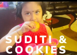 yt 239728 Suditi is learning how to make cookies learning new things make so much fun 322x230 - Suditi is learning how to make cookies # learning new things make so much fun