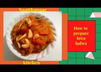 yt 239741 how to make bread halwapreparation bread halwa 322x230 - 😋பிரட் அல்வா😋,how to make bread halwa///preparation bread halwa\