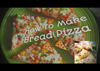 yt 239745 bread pizza recipe how to make bread pizza 2 kichenqween 322x230 - bread pizza recipe ( how to make bread pizza 🍕)( 2 मिनिट मध्ये बनवा ब्रेड पिझ्झा)@kichenqween