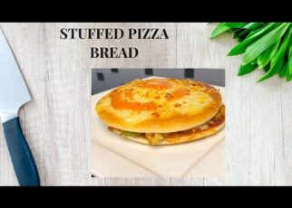 yt 239790 Stuffed Pizza Bread Easy to Cook  322x230 - | Stuffed Pizza Bread | |Easy to Cook | 🤤♥️