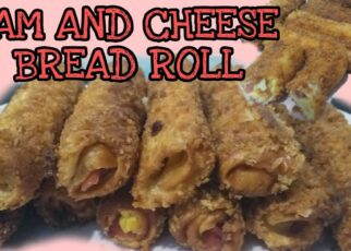 yt 239816 How to cook Ham And Cheese Bread Roll 322x230 - How to cook Ham And Cheese Bread Roll