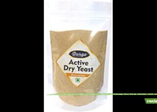 yt 239833 Review of Durga Bakers Active Dry Yeast for Baking Pizza Bread Cake Wine Donuts 100gm 322x230 - Review of Durga Baker's Active Dry Yeast for Baking Pizza, Bread, Cake, Wine, Donuts - 100gm (*...
