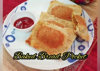 yt 239854 Baked Bread Pocket Baked Bread Pakora 322x230 - Baked Bread Pocket// Baked Bread Pakora