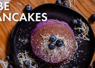 yt 239927 Fluffy Ube Pancakes VEGAN ASMR COOKING SOUNDS 322x230 - Fluffy Ube Pancakes [VEGAN, ASMR COOKING SOUNDS]