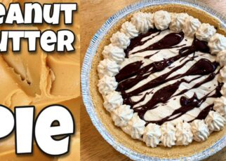 yt 239967 Most Delicious Peanut Butter Pie Ever Its SO GOOD Easy No Bake Recipe 322x230 - Most Delicious Peanut Butter Pie Ever! 😍 It's SO GOOD! Easy (No Bake) Recipe!