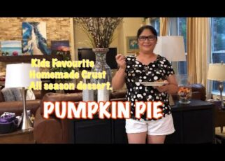 yt 239984 THE BEST PUMPKIN PIE IN A HOMEMADE CRUST JENNIFERS CLUBHOUSE 322x230 - THE BEST PUMPKIN PIE IN A HOMEMADE CRUST | JENNIFER'S CLUBHOUSE