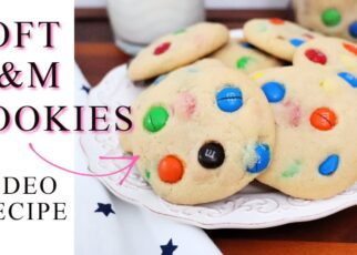 yt 240008 Make soft yummy mm cookies 322x230 - Make soft yummy m&m cookies