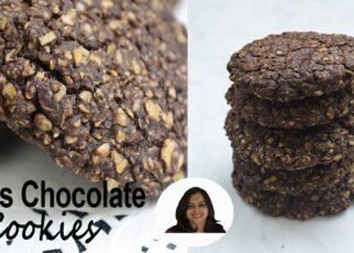 yt 240021 Chocolate Oats Cookies Healthy Cookies How to make Oats cookies 322x230 - Chocolate Oats Cookies | Healthy Cookies | How to make Oats cookies