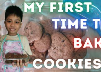 yt 240055 My First Time To Bake Cookies 322x230 - My First Time To Bake Cookies