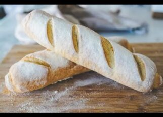 yt 240144 Classic Baguette The Easiest Loaf of Bread Youll Ever Bake 322x230 - Classic Baguette | The Easiest Loaf of Bread You'll Ever Bake