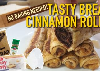 yt 240598 Tasty Bread Cinnamon Rolls Easy No Bake Recipe Sarap Food Channel 322x230 - Tasty Bread Cinnamon Rolls | Easy No-Bake Recipe | Sarap Food Channel