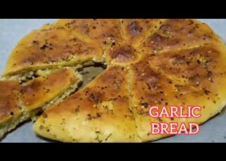 yt 240895 Garlic bread recipegarlic cheese bread Happys Cook 322x230 - Garlic bread recipe/garlic cheese bread/ Happy's Cook