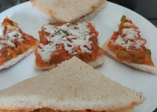 yt 241228 PIZZA BREAD SANDWICH II HOW TO COOK PIZZA BREAD SANDWICH II Plz do watch share 322x230 - PIZZA BREAD SANDWICH !!! II HOW TO COOK PIZZA BREAD SANDWICH? II Plz do watch & share