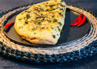 yt 241257 Cheese Garlic Bread Recipe By Cook With Style 322x230 - Cheese Garlic Bread Recipe | By Cook With Style