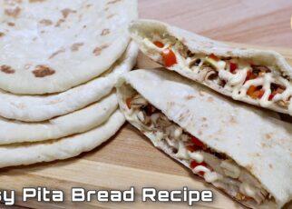 yt 241265 Pita Bread No Bake KitcheNet Ph 322x230 - Pita Bread | No Bake | KitcheNet Ph