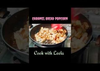 yt 241631 Caramel bread popcorn Korean street food by cook with leela 322x230 - Caramel bread popcorn [Korean street food]  by cook with leela..