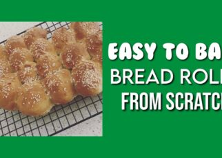 yt 241643 Easy To Bake Bread Rolls From Scratch 322x230 - Easy To Bake Bread Rolls From Scratch