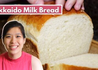 yt 241659 Homemade Hokkaido Milk Bread Loaf is SO SOFT Tangzhong method Using A Stand Mixer 322x230 - Homemade Hokkaido Milk Bread Loaf is SO SOFT! | Tangzhong method | Using A Stand Mixer