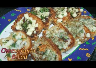 yt 241998 Cheese Garlic Bread Homemade Garlic Bread Recipe Cook And Eat 322x230 - Cheese Garlic Bread | Homemade Garlic Bread Recipe | Cook And Eat