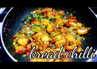 yt 242298 Tasty and tempting bread chilli l How to make bread chilli 322x230 - Tasty and tempting bread chilli l How to make bread chilli