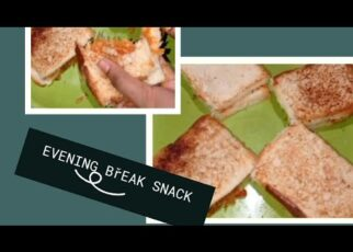 yt 242340 VERY EASY AND TASTY EVENING SNACK WITH BREAD SIZZYS CRAFT COOKS 322x230 - VERY EASY AND TASTY EVENING SNACK WITH BREAD/ SIZZY'S CRAFT & COOKS