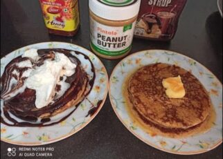 yt 242385 Pancake Recipe Peanut Butter Pancake Chocolate Pancake Easy Recipe Of Pancake 322x230 - Pancake Recipe | Peanut Butter Pancake | Chocolate Pancake | Easy Recipe Of Pancake