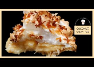 yt 242507 An Amazing Coconut Cream Pie CVCs Holiday Series 322x230 - An Amazing Coconut Cream Pie, CVC's Holiday Series