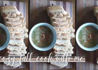 yt 242670 Fall Cook With Me Easy Cozy Fall Soups Bread 322x230 - Fall Cook With Me! Easy, Cozy Fall Soups & Bread!
