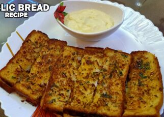 yt 242678 Cheese Garlic Bread Recipe Dominos Style Garlic Bread Cook With Saba 322x230 - Cheese Garlic Bread Recipe | Domino's Style Garlic Bread | Cook With Saba