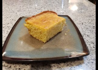 yt 242686 CORN BREAD Cooking at home with a chef 322x230 - CORN BREAD     Cooking at home with a chef.