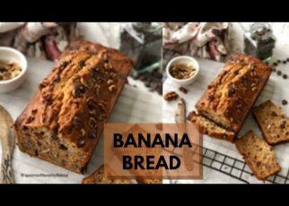 yt 242698 HOW TO MAKE BANANA BREAD perfect banana bread Baking Basics. bananabread easybananabread 322x230 - HOW TO MAKE BANANA BREAD | perfect banana bread - Baking Basics.  #bananabread #easybananabread
