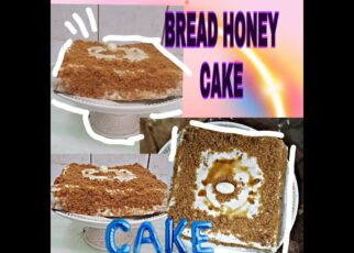 yt 242729 15 MinsNo Bake. Bread and Honey Cake 322x230 - 15 Mins/No Bake. Bread and Honey Cake.