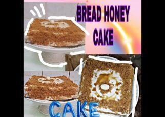 yt 242729 15 MinsNo Bake. Bread and Honey Cake 322x230 - 15 Mins/No Bake. Bread and Honey Cake.