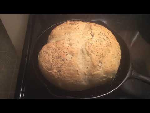 yt 243653 Artisan Bread Baked in Cast Iron - Artisan Bread Baked in Cast Iron