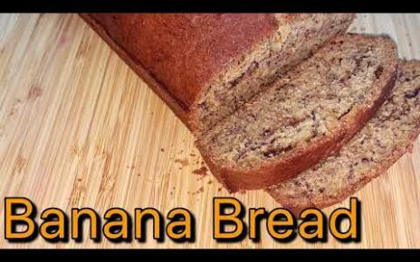 yt 243657 How to bake BANANA BREAD 464x290 - How to bake BANANA BREAD
