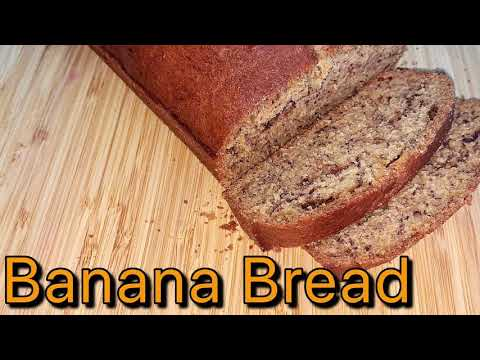 yt 243657 How to bake BANANA BREAD - How to bake BANANA BREAD
