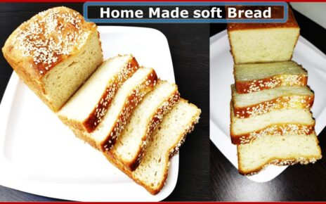 yt 243665 Home Made Super Soft Bread Super Soft Bread Recipe The Baking Twist 464x290 - Home Made Super Soft Bread | Super Soft Bread Recipe | The Baking Twist