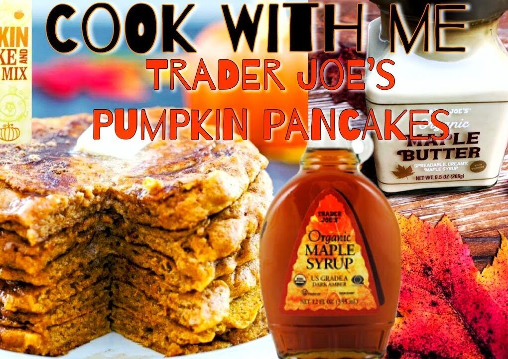 yt 243750 Trader Joes Pumpkin Pancakes COOK WITH ME Fall Vibes 1020x720 - 🍁Trader Joe's Pumpkin Pancakes **COOK WITH ME** Fall Vibes🍁