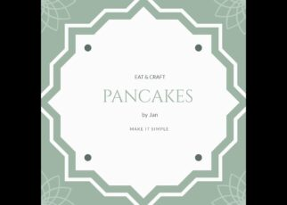 yt 243759 Easy pancakes at home EAT CRAFT 322x230 - Easy pancakes at home  | EAT & CRAFT