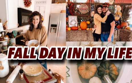 yt 243817 FALL DAY IN MY LIFE BAKING APPLE PIE CARVING PUMPKINS AND MORE 464x290 - FALL DAY IN MY LIFE | BAKING APPLE PIE, CARVING PUMPKINS AND MORE!!!!!