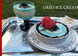 yt 243838 No bake Oreo Ice cream pie recipe oreoicecream 322x230 - No-bake Oreo Ice cream pie recipe #oreoicecream