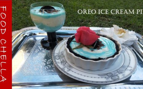 yt 243838 No bake Oreo Ice cream pie recipe oreoicecream 464x290 - No-bake Oreo Ice cream pie recipe #oreoicecream
