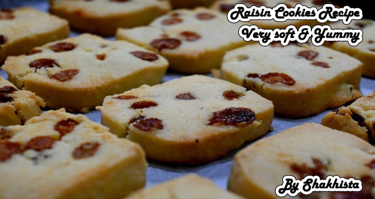 yt 243850 Osmania Kismis Biscuits Recipe How to make Raisin Butter Cookies DIY Easy Butter raisin Cookies 1210x642 - Osmania Kismis Biscuits Recipe | How to make Raisin Butter Cookies | DIY Easy Butter raisin Cookies