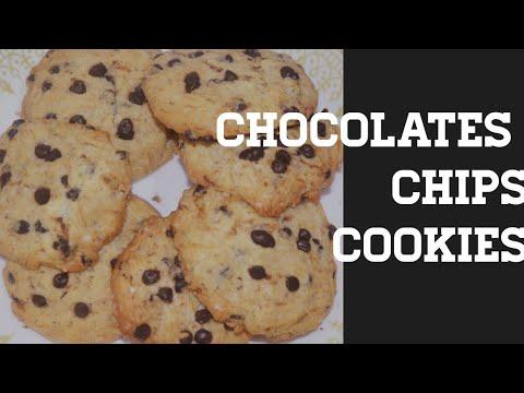 yt 243862 Chocolate Chips Cookies Chocolate Cookies How To Make Chocolate Chip Cookies At Home - Chocolate Chips Cookies |  Chocolate  Cookies | How To Make Chocolate Chip Cookies At Home