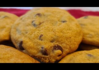 yt 243870 Chocolate chip cookies How to make Chocolate chips Cookies in Tamil 322x230 - Chocolate chip cookies||சாக்லேட் சிப்ஸ் குக்கீஸ்||How to make Chocolate chips Cookies in Tamil