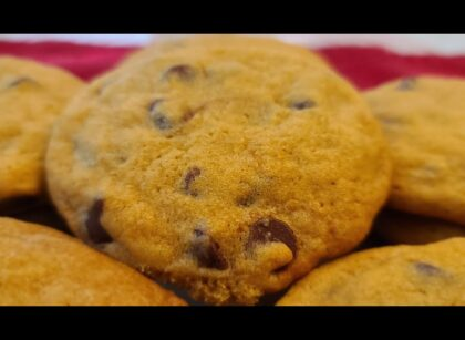 yt 243870 Chocolate chip cookies How to make Chocolate chips Cookies in Tamil 420x307 - Chocolate chip cookies||சாக்லேட் சிப்ஸ் குக்கீஸ்||How to make Chocolate chips Cookies in Tamil