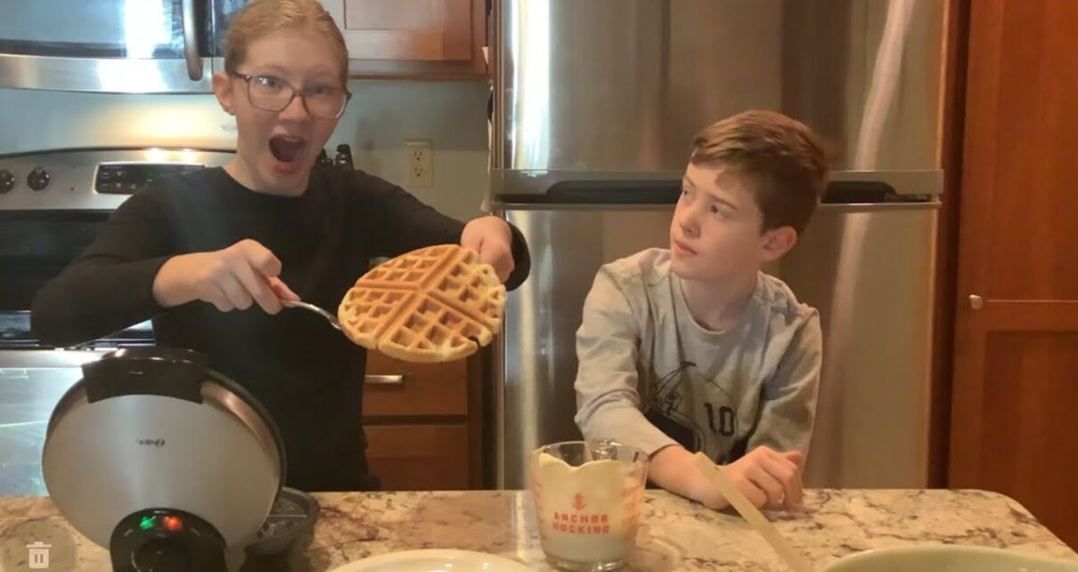 yt 249871 How to make waffles 1210x642 - How to make waffles.