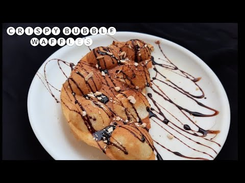 yt 250041 bubble waffles without waffle maker an egg how to make waffles - bubble waffles without waffle maker an egg | how to make waffles