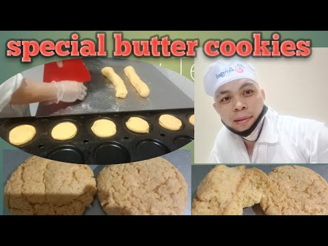 yt 250149 how to make special butter cookies - how to make special butter cookies